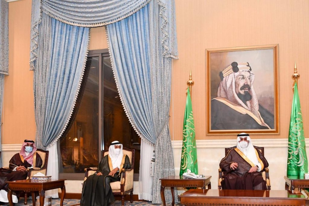 مؤكدا وقوف القيادة خلف هذا التميز..الأمير فهد بن سلطان:نجاحات غير مسبوقة لحج هذا العام