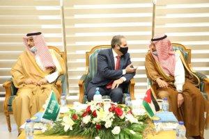 صندوق التنمية يفتتح المركز السعودي للعلاج بالأشعة في مدينة الرمثا الأردنية