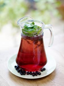 Blackcurrant Refresher