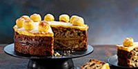 Simnel Cake for Easter: Recipe