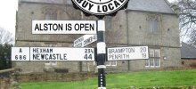 Alston is Open