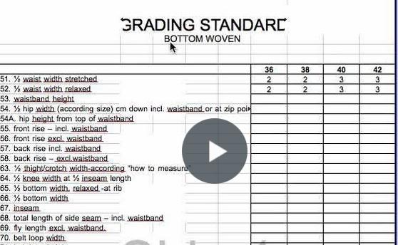 grading manual