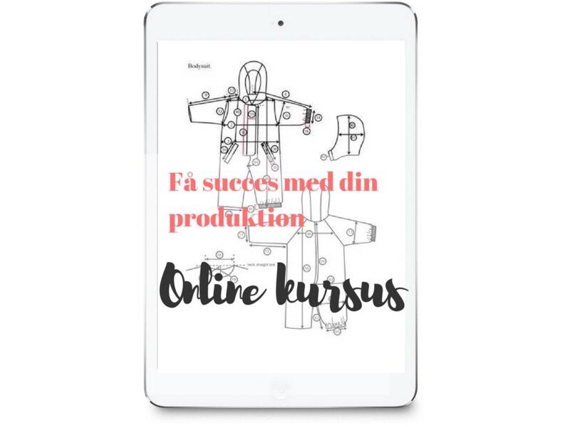 produktion af tøj i udlandet