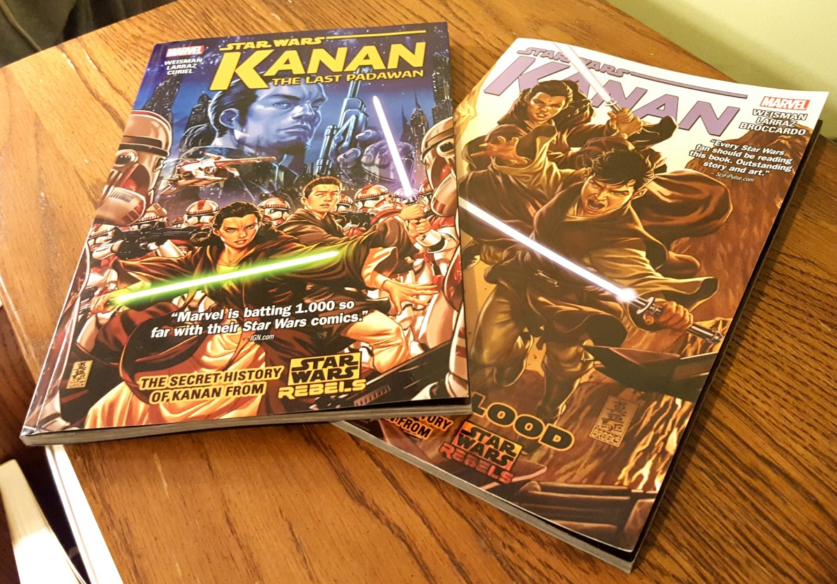 Review: Star Wars: Kanan