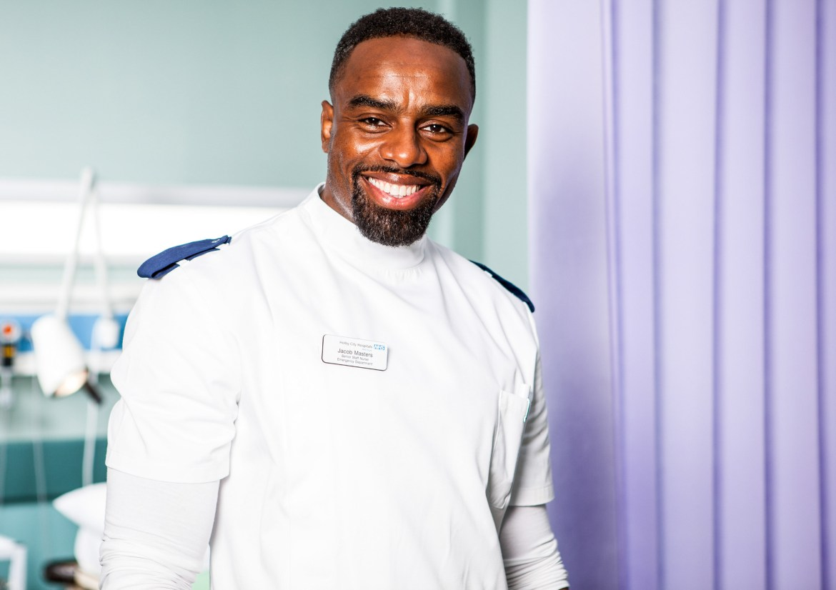 Casualty - Portraits