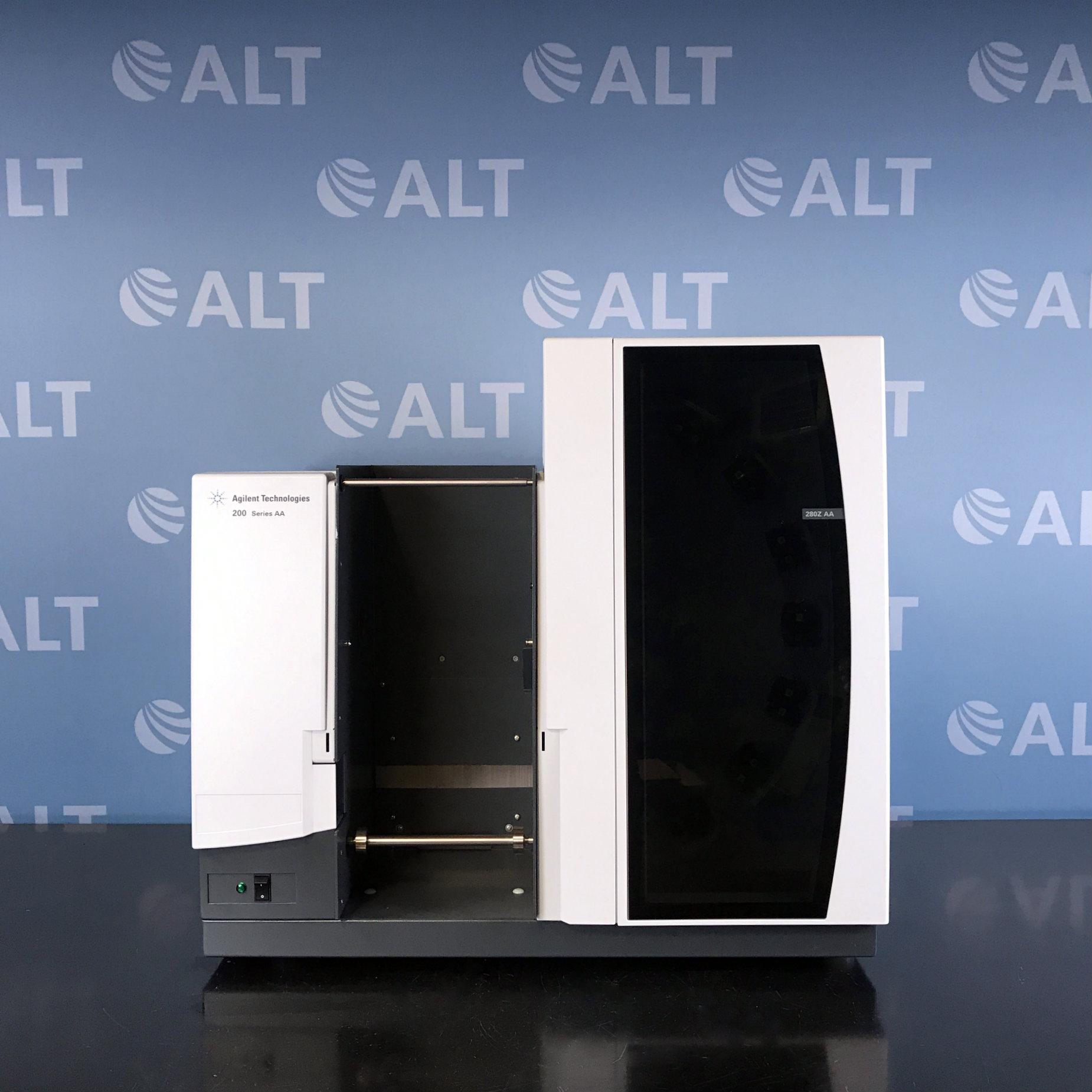 Refurbished Agilent Technologies 280z Aa Spectrometer