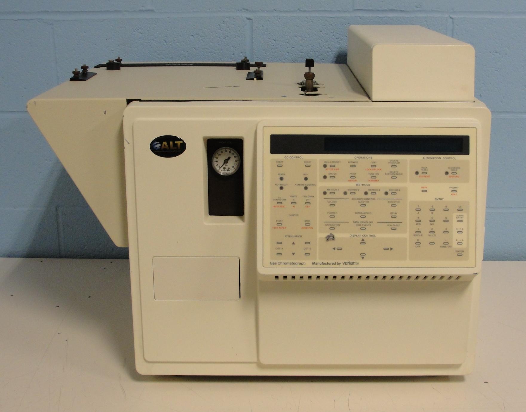 Refurbished Varian Gas Chromatograph