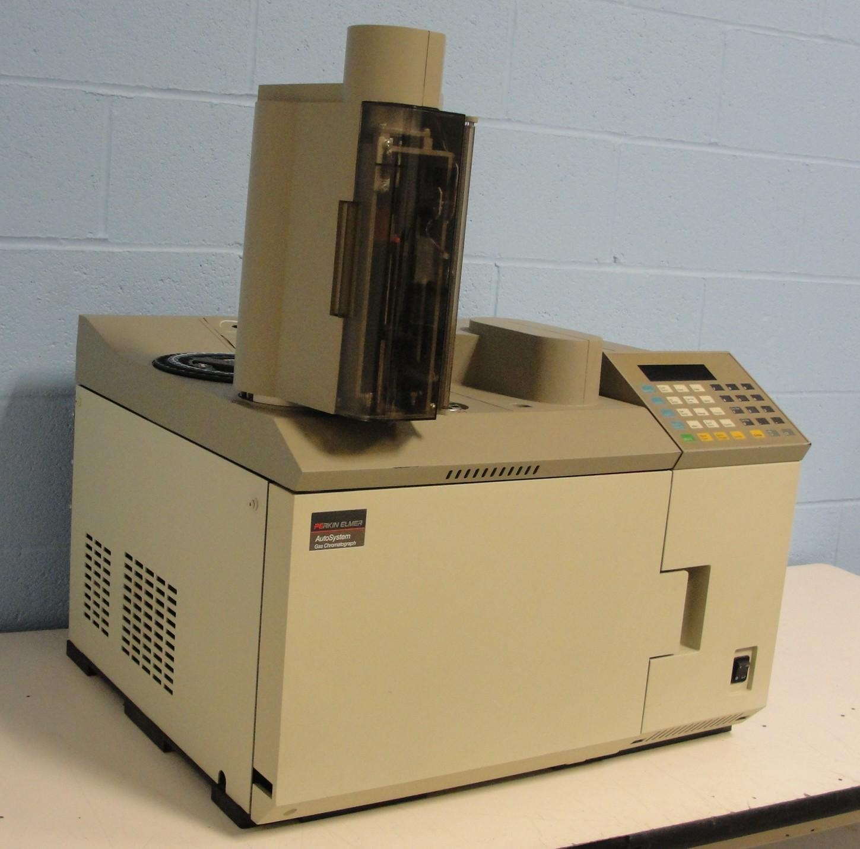 Refurbished Perkin Elmer Autosystem Gas Chromatograph With
