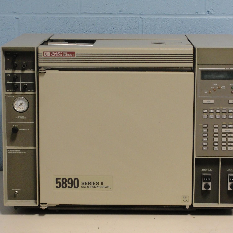 Refurbished Hewlett Packard Series Ii Gas
