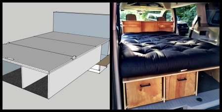 ford transit connect conversion