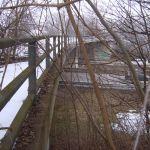 die Soda-Brücke über die A99