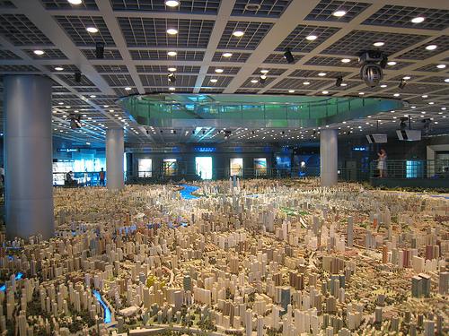 Shangai Model 2020