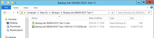 34 - Test 11 - filesize