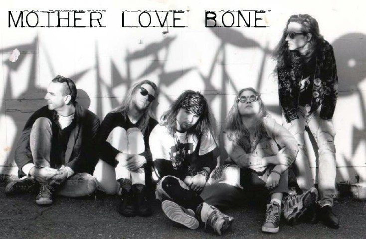 Mother Love Bone -Famous Grunge Bands that time forgot