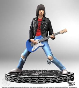 Johnny Ramone action figure -  The Ramones
