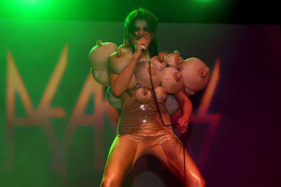 peaches singer iggy pop