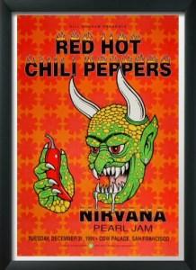 RCHP NIrvana Pearl Jam