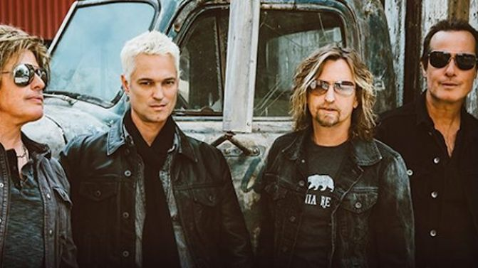 Stone Temple Pilots with new singer (2017) and new single Meadow