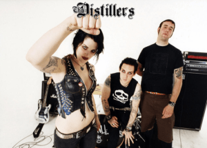 The Distillers set to reunite