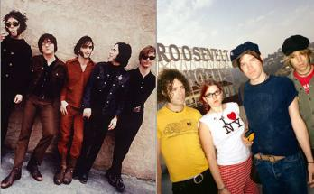 Brian Jonestown Massacre & Dandy Warhols release new singles