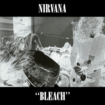 Bleach - Nirvana's debut album