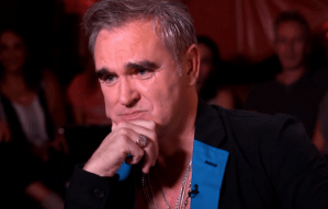 morrissey set to releass new album Calfornia Son