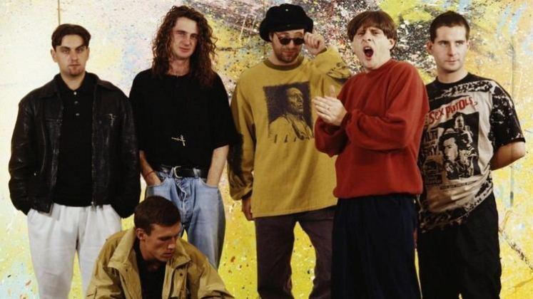 happy mondays - glastonbury ,1990
