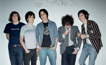 Th Strokes -Is this it album