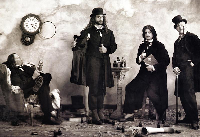 Tool, alternative metal band, announces release of new album, Fear Inoculum
