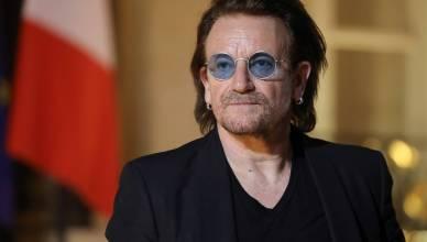 U2 singer, Bono