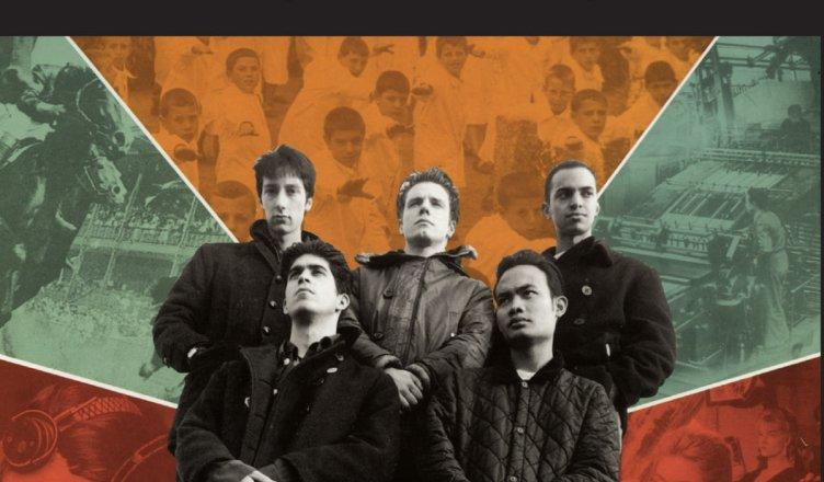 nation of ulysses, punk rock