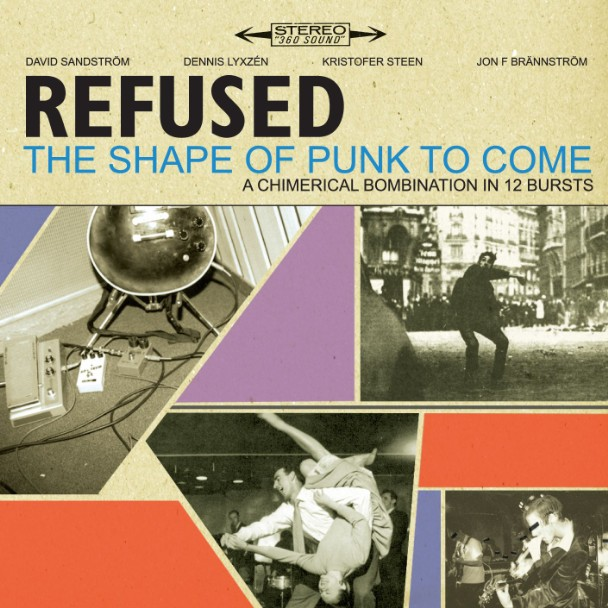 the refused, shape of punk to come