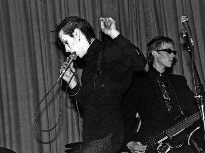 Bauhaus, goth rock pioneers Bela Lugosi's dead She's in parties