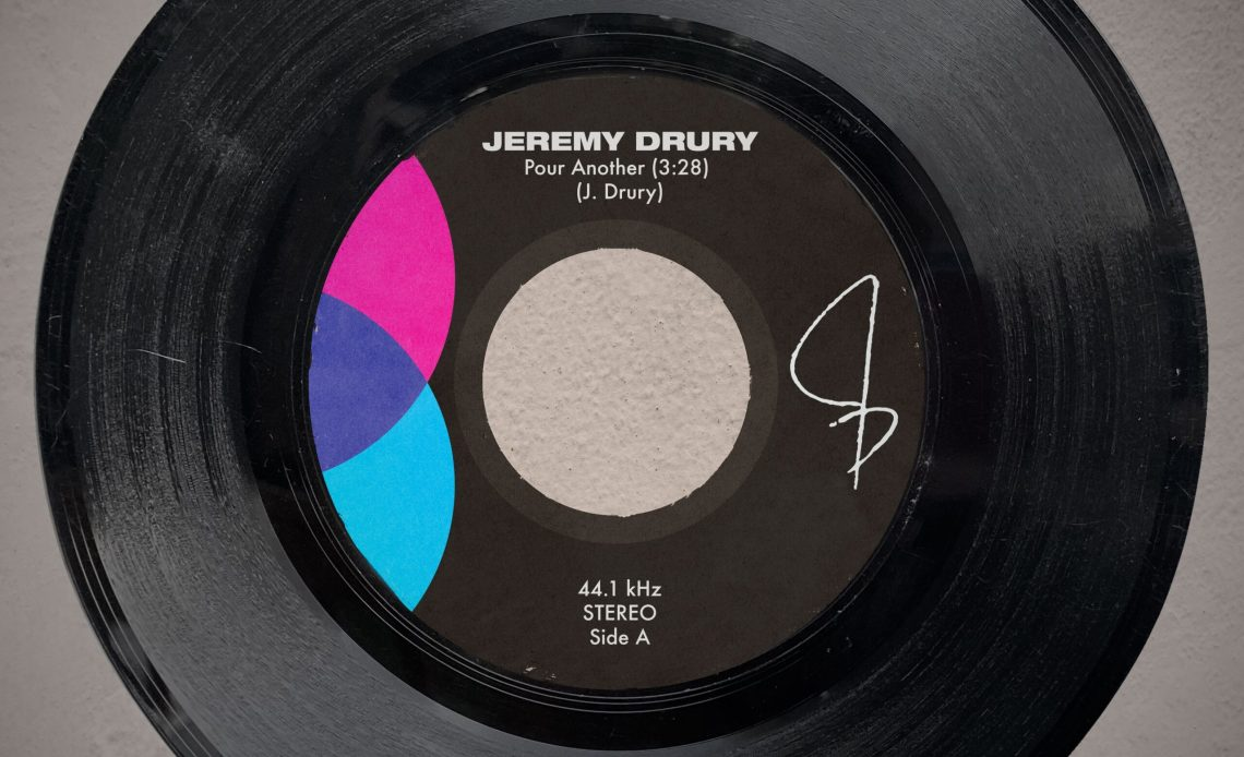 Jeremy Drury - Pour Another