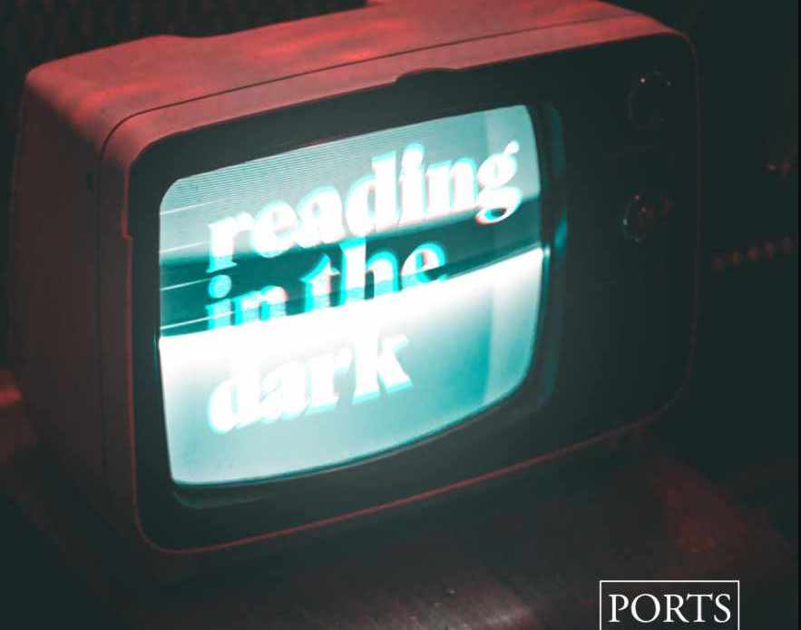 PORTS Reading in the dark review indie rock 2020 indie folk new music