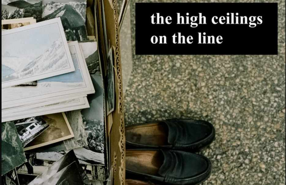 The High Ceilings - On the Line review new music 2020 indie folk