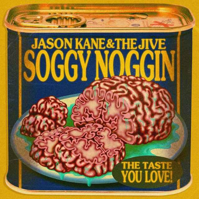 Jason Kane & The Jive - Rising Smoke