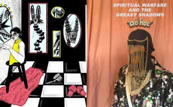 New releases by Cat Piss and Spiritual Warfare and the Greasy Shadows