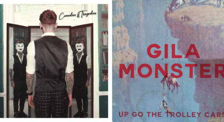 Black Water County and Gila Monster release new singles