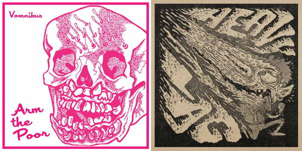 Heavy Lag and Arm the poor release new singles