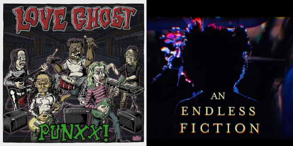 Love Ghost and St Terrible released new singles