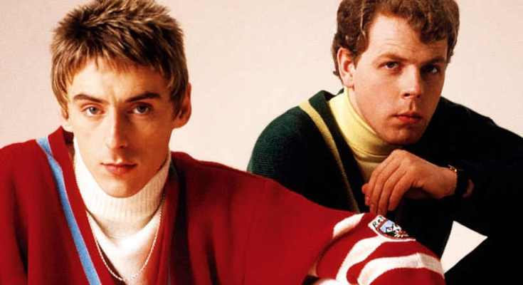 Paul Weller's The Style Council