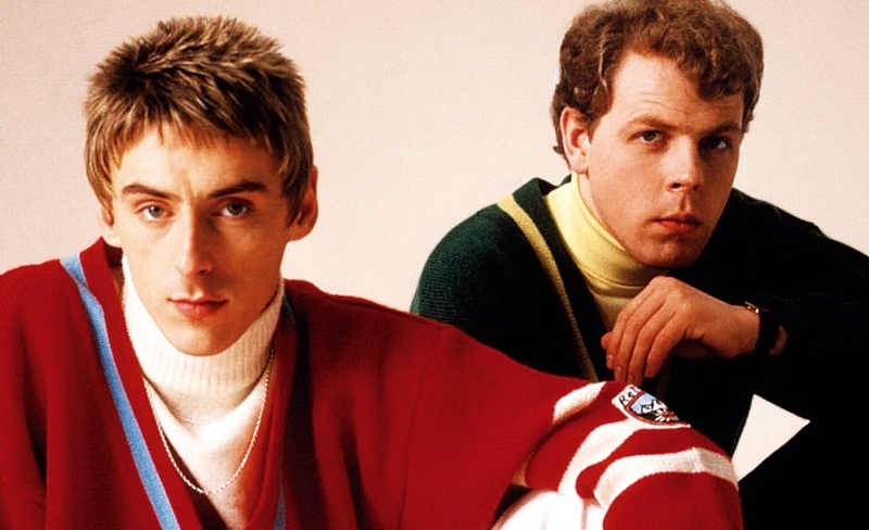 Paul Weller's The Style Council