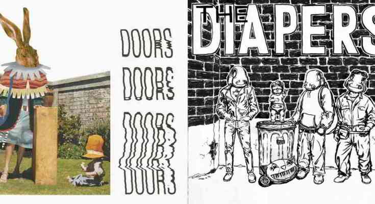 The Diapers and Lazarus Dance The Great Swindle reviewed