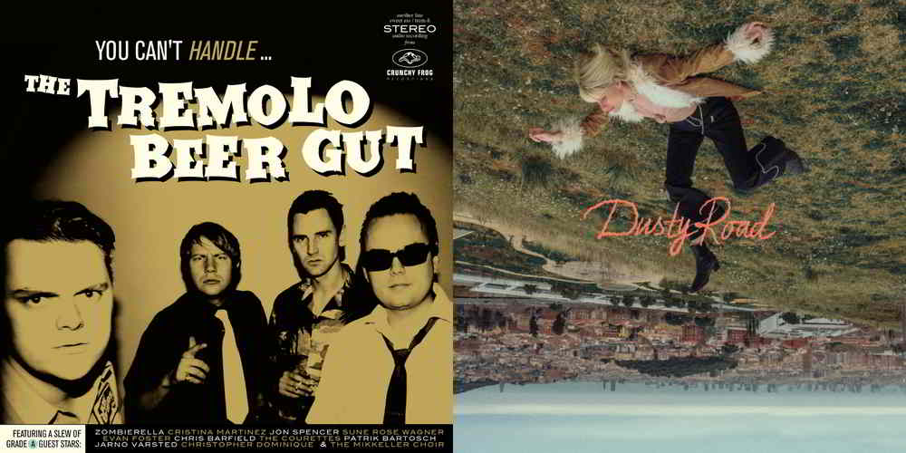 Pale Moon and The Tremolo Beer Gut reviewed
