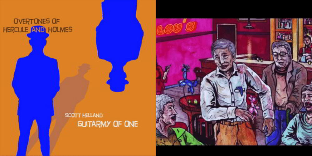 John John Brown and Guitarmy of One reviewed
