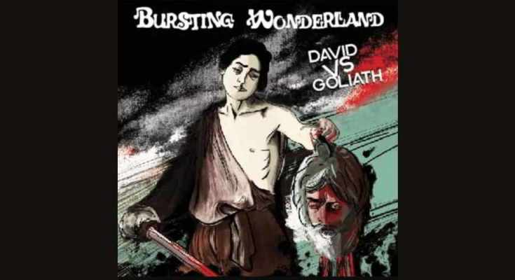 bursting wonderland cover
