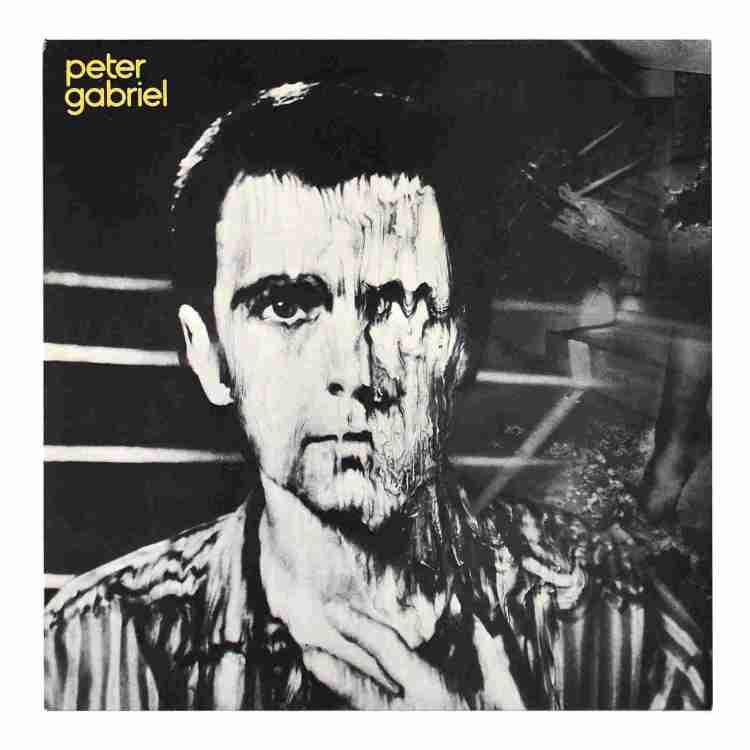 Peter Gabriel Melt Album,