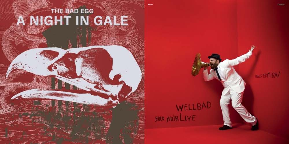 WellBad and The Bad Egg reviewed by Alt77