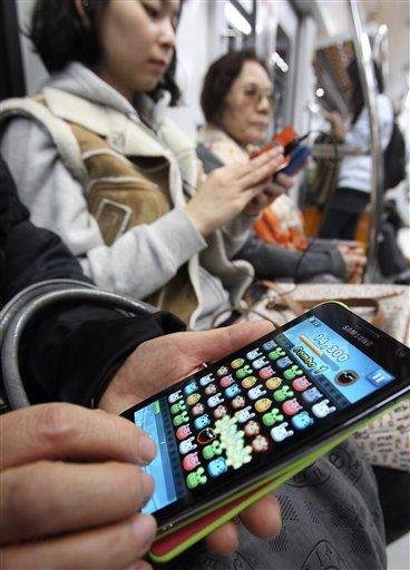 South Korea Digital Addiction